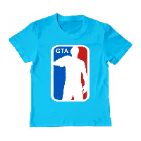 "Футболка для мальчика ""Grand Theft Auto"", фото 1"