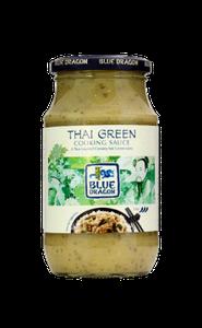 Соус тайский зеленый карри острый Blue Dragon, 410г