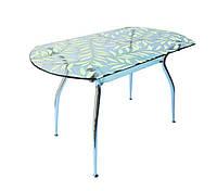 Столы кухонные из стекла