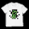"Футболка для мальчика ""Minecraft"""