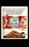 Вок соус томатный по-сычуаньски Blue Dragon, 120г