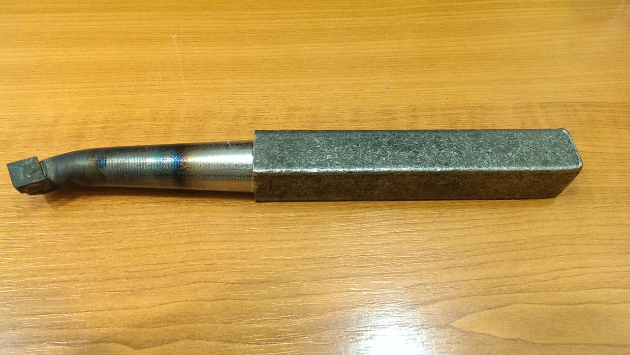 Різець розточний для обробки сквозн. отв. 25х25х240 ВК8 2140-0010(30)