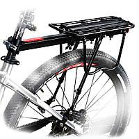 Багажник велосипедный HJ-006 консольный с подпорками