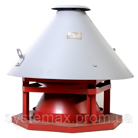 Вентилятор крышный ВКР №4, фото 2