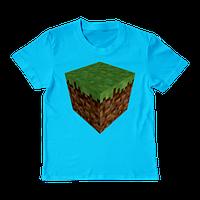 "Футболка для мальчика ""Minecraft"", фото 1"