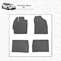 Toyota Prius резиновые коврики Stingray Premium