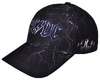 БЕЙСБОЛКА FULL PRINT AC/DC (BAND WITH LOGO), фото 1