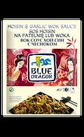 Вок соус Хой Син с чесноком Blue Dragon, 120г