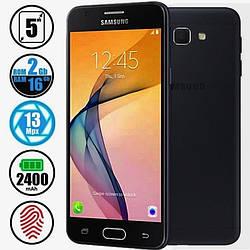 Смартфон Samsung Galaxy J5 Prime G570F (Оригинал) Black+защитное стекло в подарок