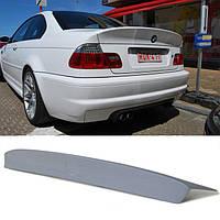 BMW 3 e46 Coupe Спойлер под покраску
