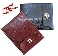 Чоловічий фірмовий шкіряний шкіряний гаманець портмоне гаманець SAVFOX, фото 1