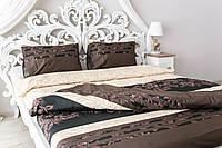 Комплект постельного белья Prestige полуторный 140х205 см горячий шоколад R150235