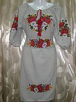 Вишита жіноча сукня PG-22