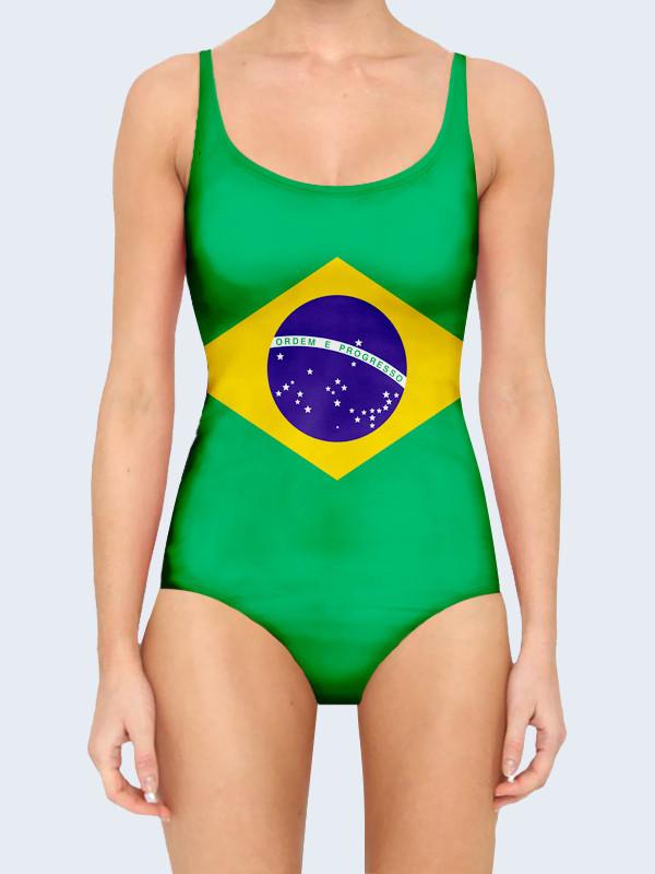 Купальник женский BRAZIL