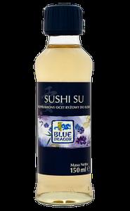 Уксус рисовый к суши с добавками (Суши-Су) Blue Dragon, 150мл