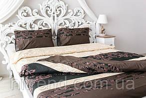 Постельный комплект Prestige Полуторный 140х205 см Горячий шоколад R150235