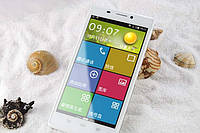 Смартфон ZTE Q705U 4Gb White