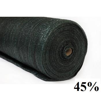 Сетка для притенения 45% (зеленый) 4м*100м