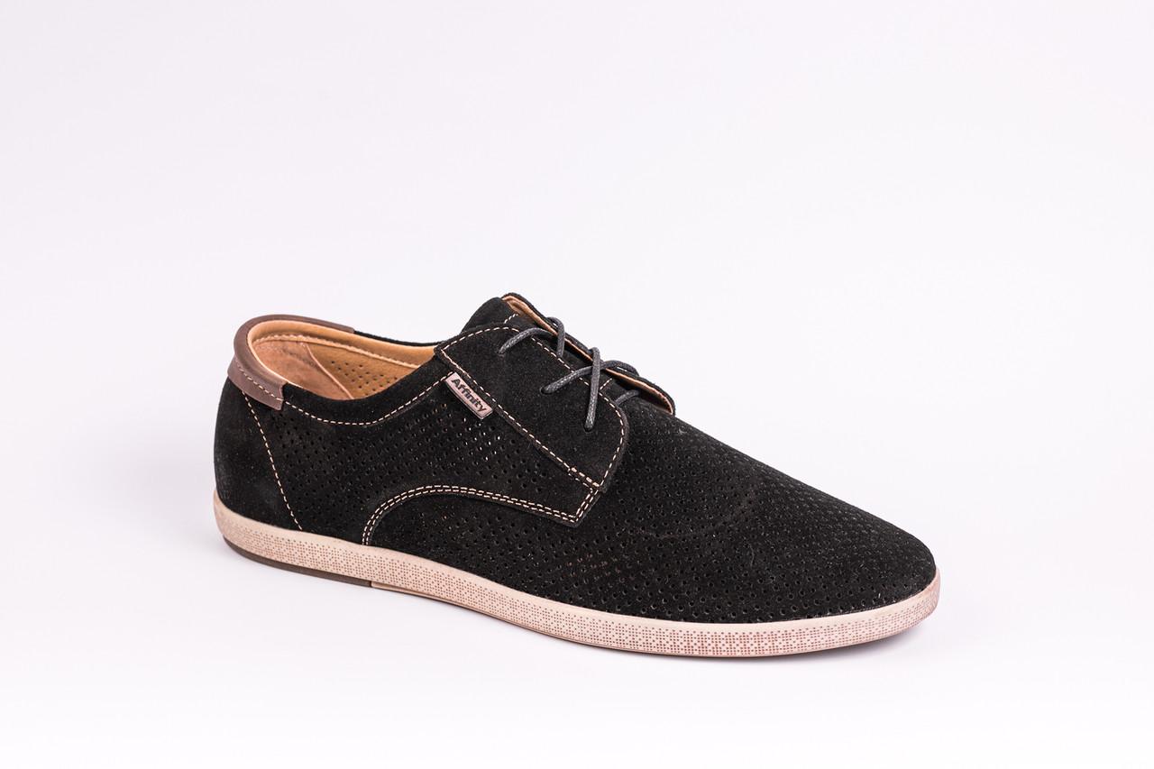 Літнє замшеве взуття Affinity