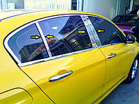 Fiat Tipo Молдинг дверных стоек