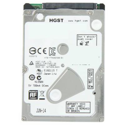 """Жесткий диск 2.5"""" 500GB Hitachi ."""