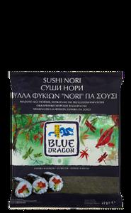 Водоросли Нори Blue Dragon, 5 листов