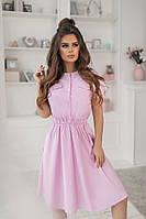 Платье летнее  Ткань коттон   с,м,л,хл   Цвета - на фото, фото 1