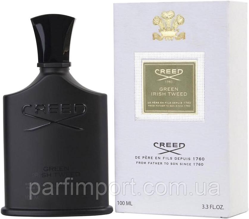 CREED GREEN IRISH TWEED EDP 100 ml  парфюмированная вода мужская (оригинал подлинник  Франция)