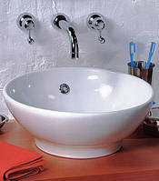 Круглая раковина на столешницу ArtCeram Fuori 1 40 см