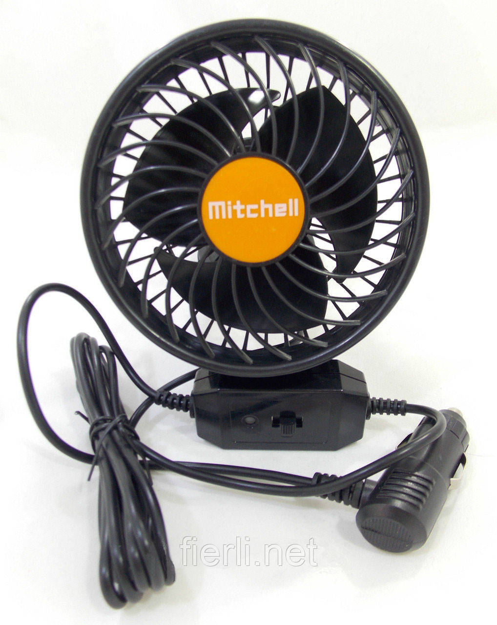 Вентилятор автомобильный 24 В Mitchell HX-T702 на присоске