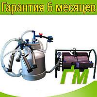Доильный аппарат Импульс ПБК-4 НЕРЖАВЕЙКА, фото 1