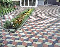 Тротуарная плитка от завода изготовителя