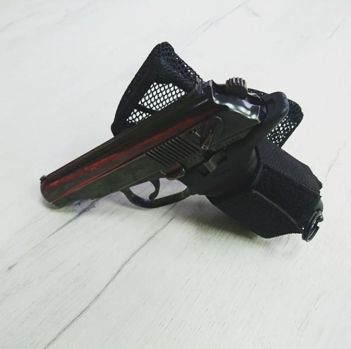 Гільзоперехоплювач для пістолета ПМ та Форт