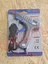 Пістолет клейовий Holt Melt Glue Gun 30w (203)