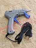 Пістолет клейовий Holt Melt Glue Gun 30w (203), фото 3