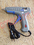 Пістолет клейовий Holt Melt Glue Gun 80w (206), фото 2