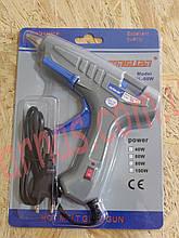 Пистолет клеевой Holt Melt Glue Gun 80w (206)