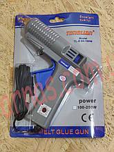 Пистолет клеевой Holt Melt Glue Gun 60-100w (207)