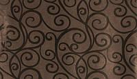 Готовые шторы блекаут шоколад