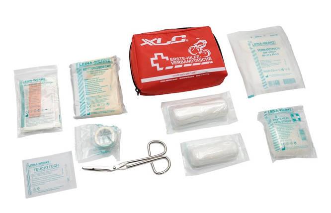 Аптечка первой помощи XLC FA-A01, 15x50x100мм, DIN13167, фото 2