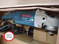 💡 Болгарка BOSCH · Бош GWS 24-230H (2400 вт · 230 круг)