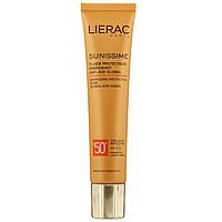 Солнцезащитный тонизирующий флюид для лица SPF 50+ Lierac Sunissime SPF 50+ Energizing Protective Fluid, 40 мл