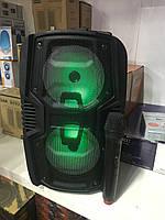Колонка портативная с микрофоном KEMI S39 / 40W (USB/FM/Bluetooth), фото 1