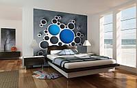 Фотообои Флизелиновые 3D шары на заказ. Любая картинка и размер