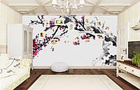 Фотообои Флизелиновые Сакура на заказ. Любая картинка и размер