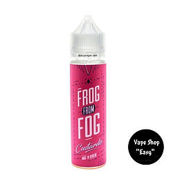 Frog From Fog Custardo 60 ml Премиум жидкость для вейпа.