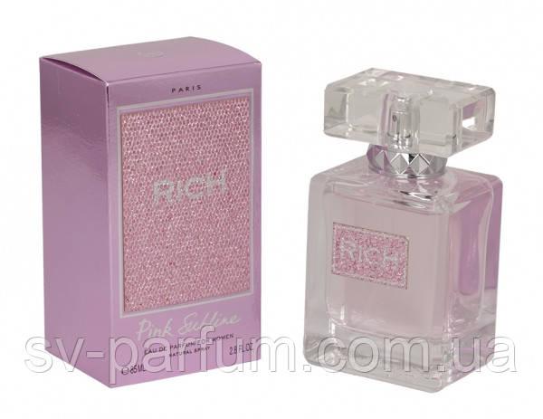 Парфюмированная вода женская Rich Pink Sublime 85ml