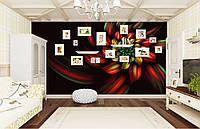 Фотообои Флизелиновые Вуаль на заказ. Любая картинка и размер