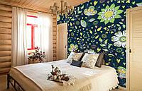 Фотообои Флизелиновые Цветы на заказ. Любая картинка и размер