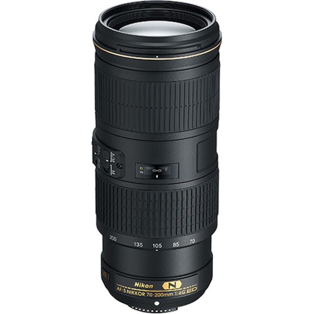 Nikkor AF-S 70-200mm f/4 G VR